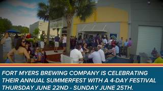 Fort Myers Brewing Annual Summerfest!