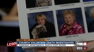 Church volunteer death investigation update