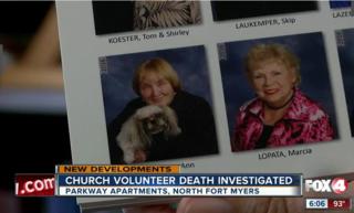 Arrest made in murder of church volunteer