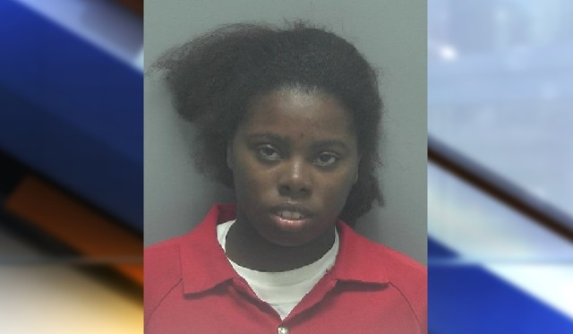 Mom arrested after child accidentally shot