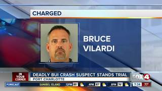 Deadly BUI suspect to stand trial Tuesday