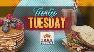 Tasty Tuesdays With Trail Cafe and Grill:...