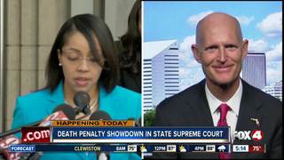 Death penalty dispute goes to FL Supreme Court