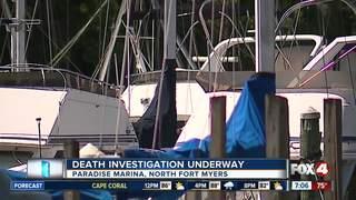 N. Ft. Myers marina death investigation underway