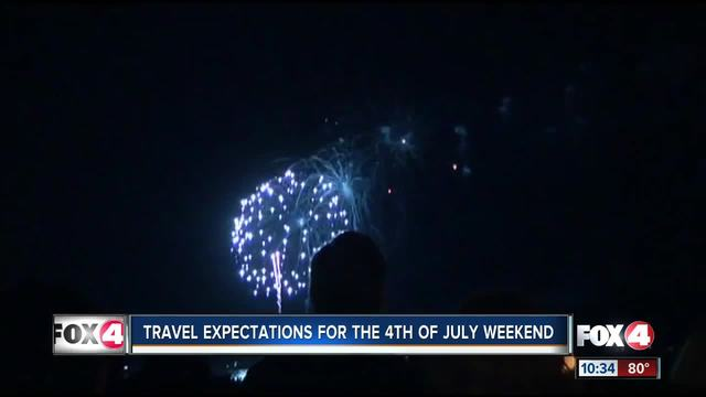 AAA says 2017 July 4th holiday travel will break record