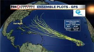 Keeping an eye on Invest 94L this week