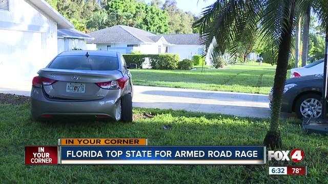 Report road rage