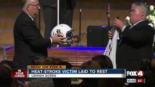 Riverdale high school football player remembered