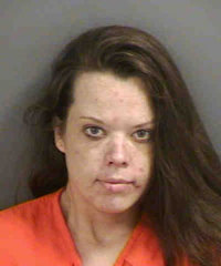 Naples mother accused of neglecting child