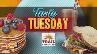 Tasty Tuesday's: Trail Cafe And Grill...
