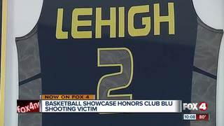 Basketball showcase honors Club Blu victim