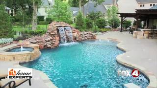 Outdoor Pool Transformations with Siesta Pebble