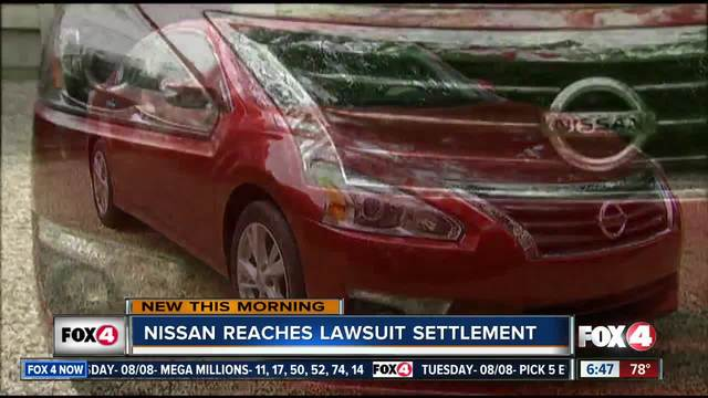 Nissan to pay $97.7M in proposed Takata settlement