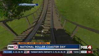 Can't get to a roller coaster? Try this