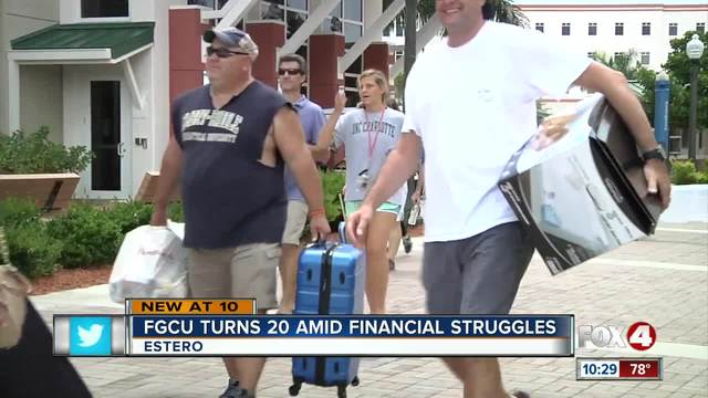 FGCU budget slashed