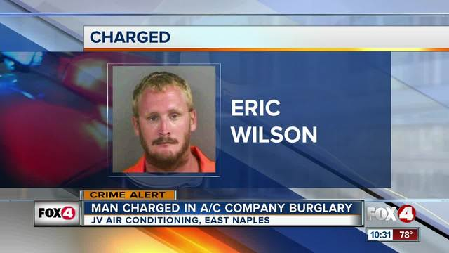 Naples man charged with AC store theft
