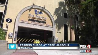 Public parking lot closed after legal dispute