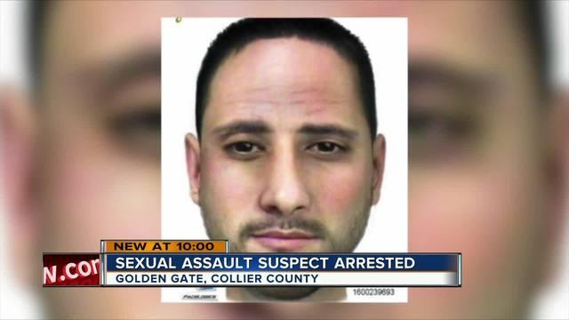 Sexual Battery Suspect In Custody