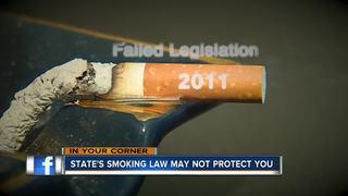 Florida smoking ban not so smoke-free