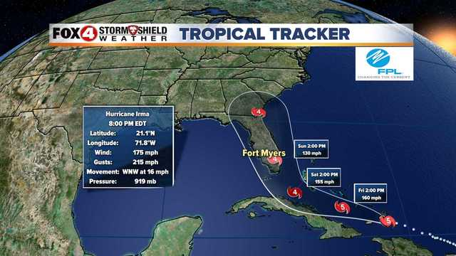 Irma's Impact On South Florida Hinges On The 'Turn'