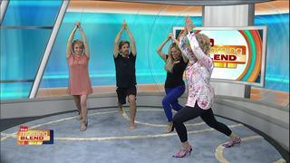 Patrick Nolan: Yoga