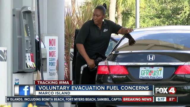 With Hurricane Irma Bearing Down, Florida Gas Stations Run Dry