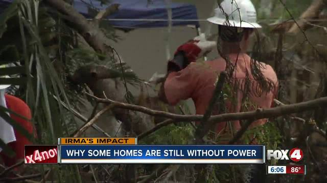 Hurricane Irma: 9 percent of Manatee County still without power a week later