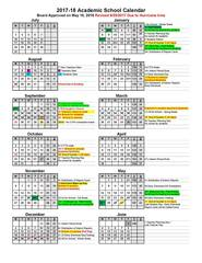 Collier County Schools propose calendar changes