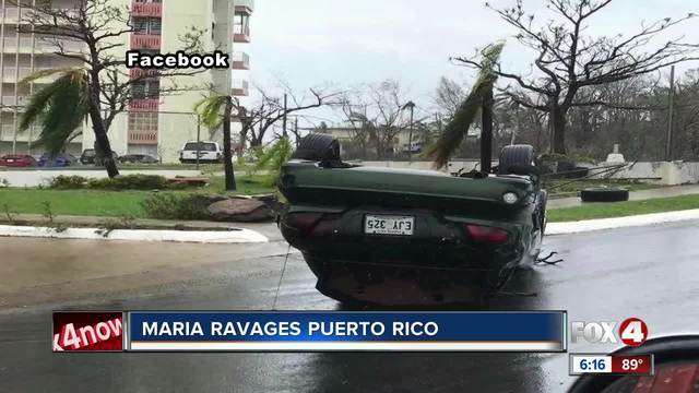 Death toll from Hurricane Maria keeps rising