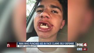 Child punched, no charges filed
