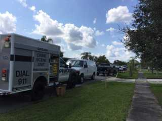 Death Investigation in North Port