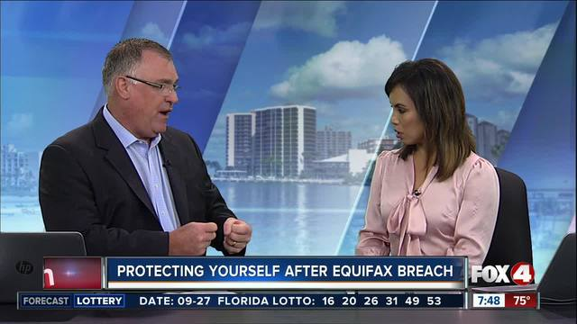 Equifax breach: fraud alert or credit freeze?