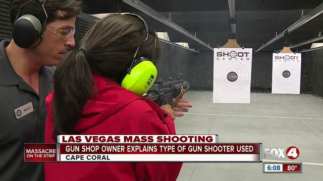 Gun control: Vegas shootings demand action
