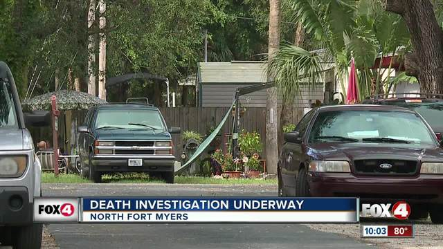Investigation Underway At North Fort Myers Mobile Home Fox