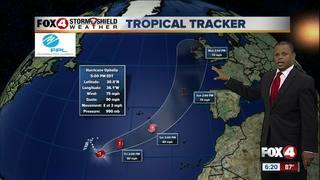 Ophelia is the 10th Hurricane this season
