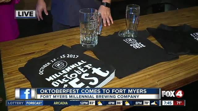 Oktoberfest comes to Fort Myers