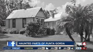 Legends of ghosts, strange sightings