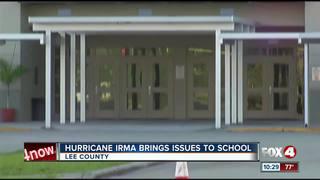 School district still feeling effects of Irma