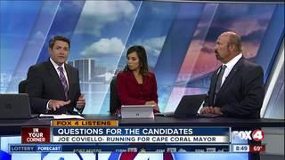 Joe Coviello answers viewer questions