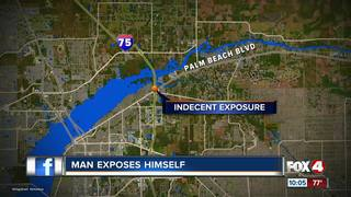 Woman reports indecent exposure on I-75