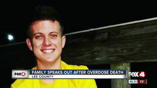 Family speaks out after overdose death