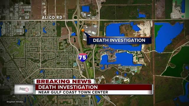 Body found in woods near Gulf Coast Town Center