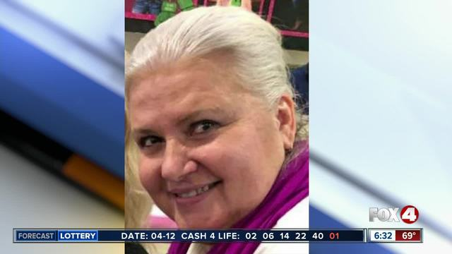 Surveillance video shows fugitive Lois Riess befriending Florida victim