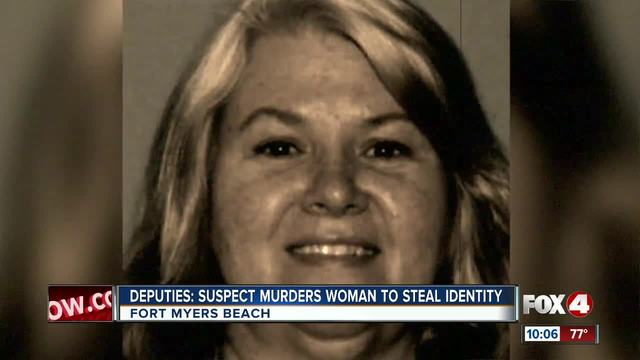 Surveillance video shows fugitive Lois Riess befriending Florida victim