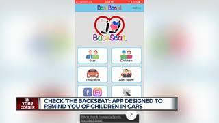 App helping prevent child hot car deaths