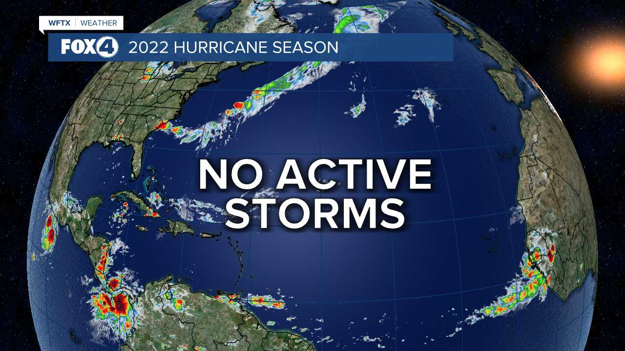 Latest NHC Advisory Storm #2 for SW Florida