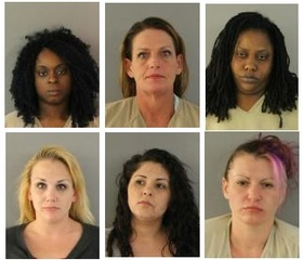 Dozen arrested in port charlotte prostitution sting fox for Houston press backpage