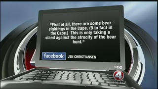 Viewer's Voice: Bear hunting ban proposal