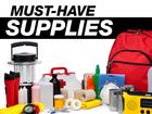 Must-Have Supplies Checklist
