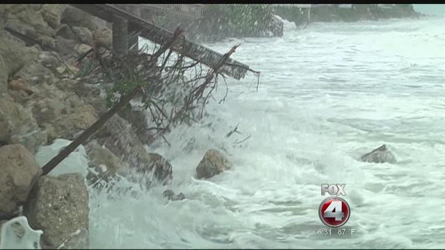 Tropical Storm Colin causes beach erosion along Manasota ...